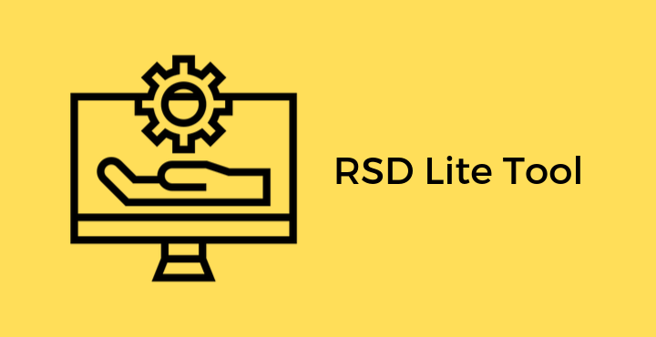 RSD Lite Tool Free Download [22-02-2021] Updated