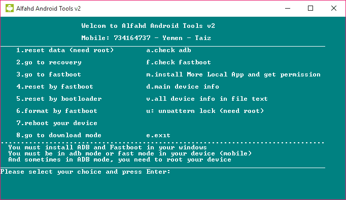 Alfahd Android Tools Free Download – [21-02-2021] Updated