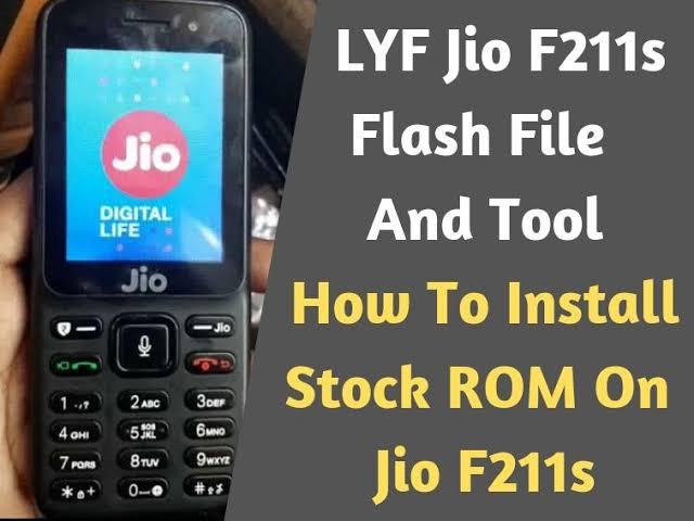 full flashing f211s stock rom
