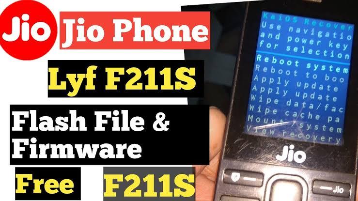 Full Flashing F211s