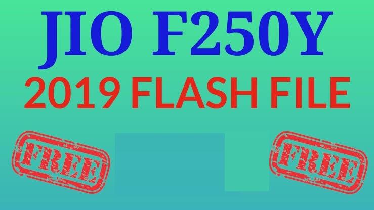 Full Flashing Jiophone F250y