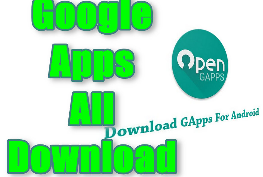 Download-GApps-For-Android