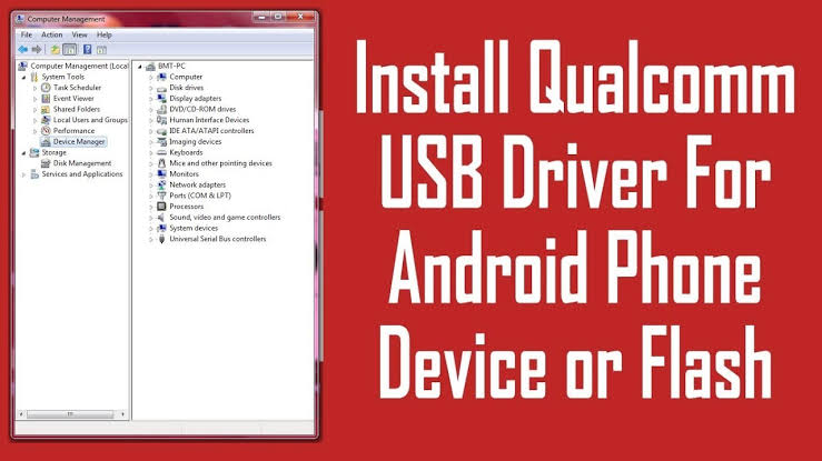 Qualcomm Drivers (32 and 64Bit) Free Download 2021