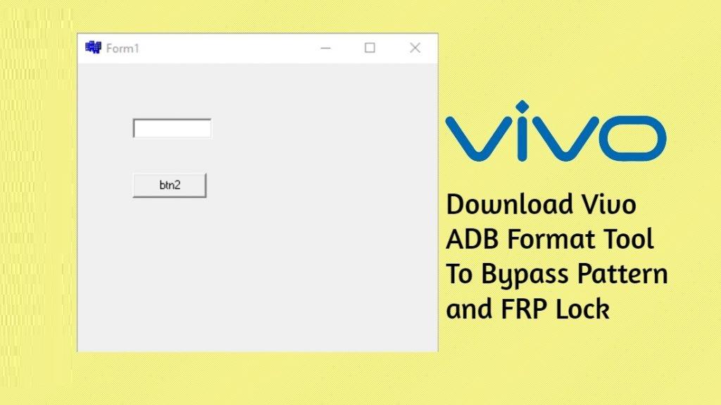 VIVO ADB Format Tool