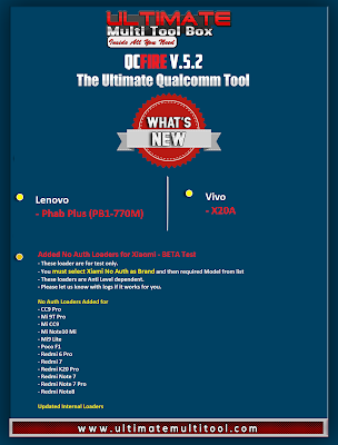Photo of How To Download  UMT QC Fire V5.2 With Added No Auth Loaders 2020 Edition?