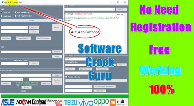 Auth ADB Fastboot Tool Free Download Keygen Free Download