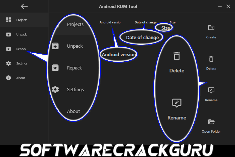 Android ROM Tool V2.0.3 Free Download [Custom ROM Build]