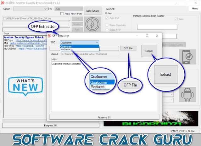 ASBUN Tool 3.6 (Another Security Bypass Unlock) Free Download