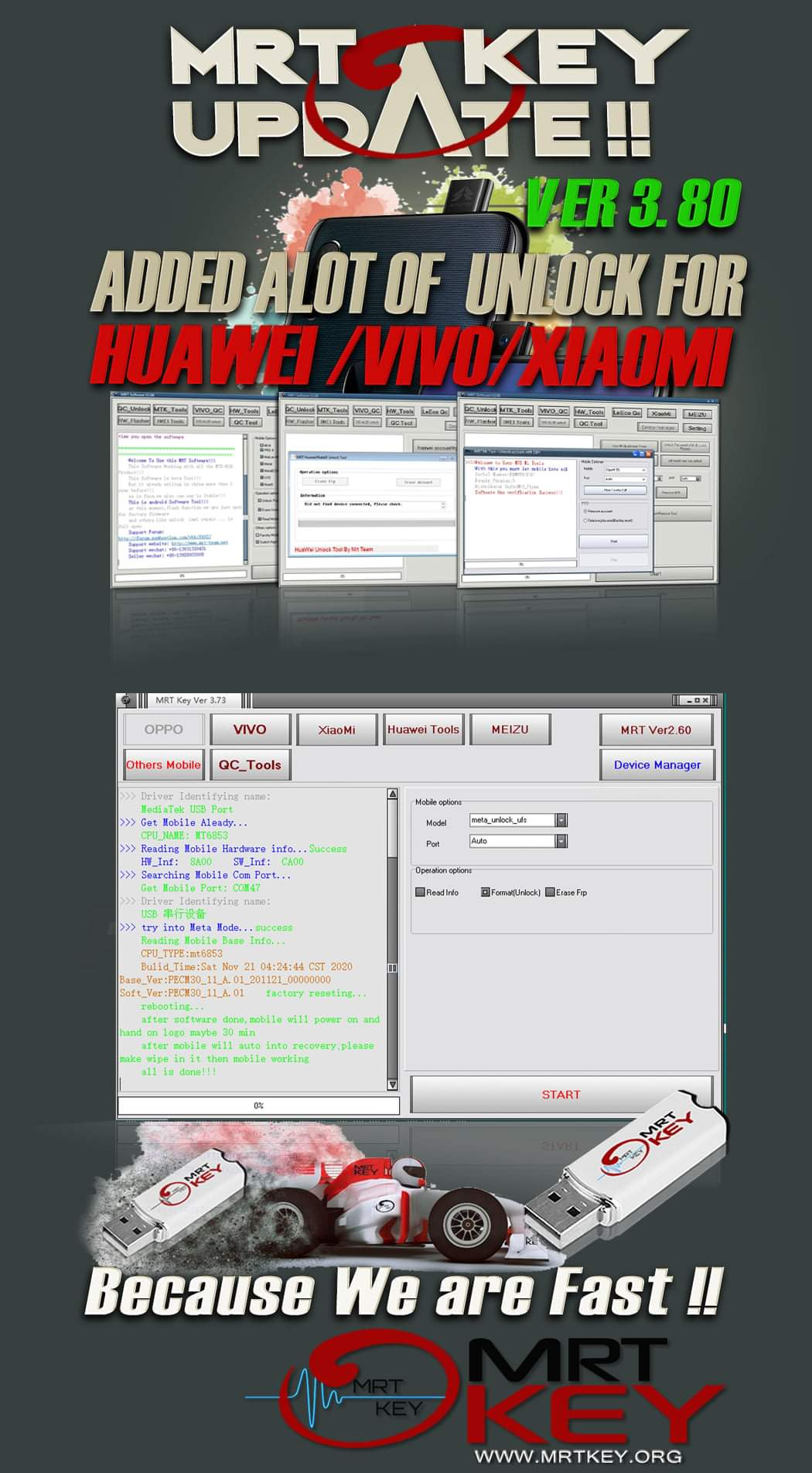 MRT Dongle v3.80 Latest Setup Free Download