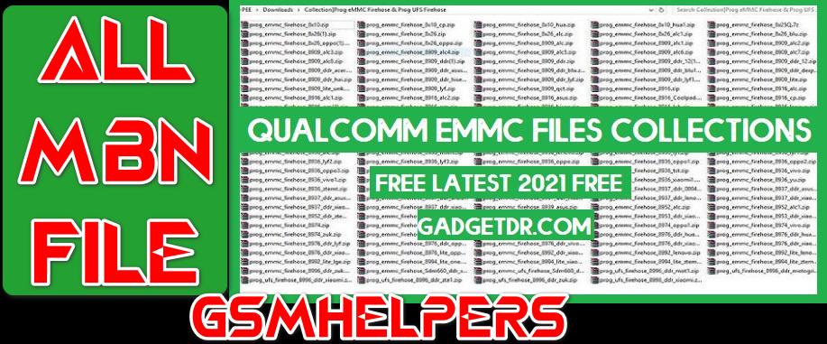 Qualcomm Loader File