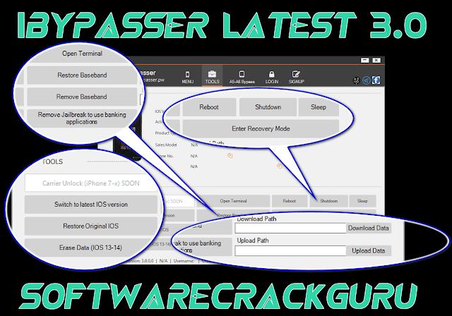 iBypasser 3.0 by Ranzhie Free Download [Windows Computer]