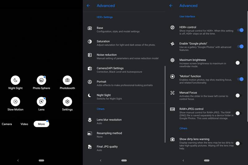 Download Google Camera GCam Port for all Android Devices