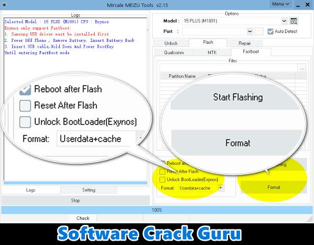 Miracle Meizu Tool 2.15 Crack Version Free Download