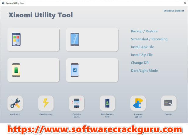 Xiaomi Utility Tool