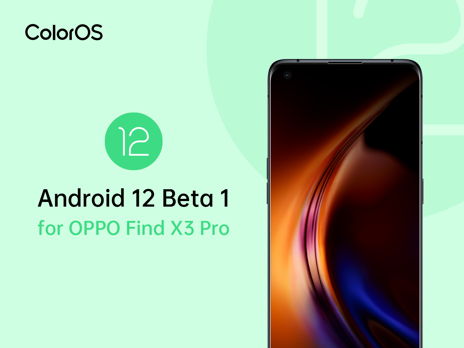 Android 12 Developers Preview for OPPO Find X3 Pro | Experience Latest Android 12 On OPPO Phone
