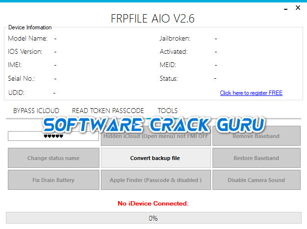 FRPFILE AIO Tool v2.6