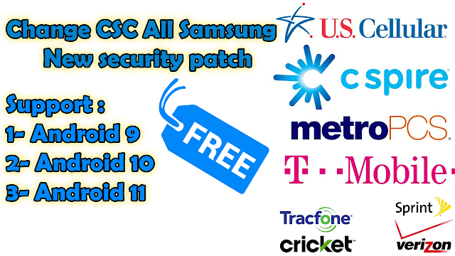 Free Change CSC