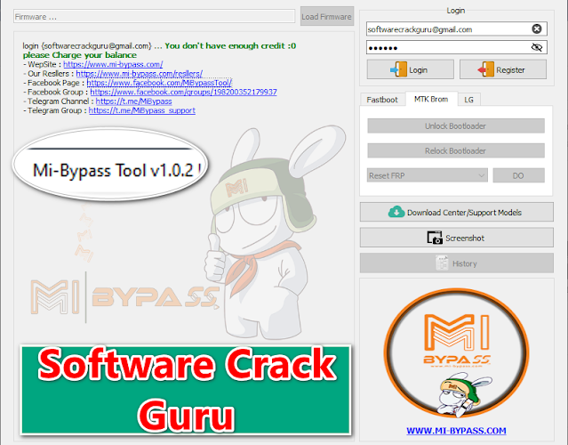 Mi Bypass Tool V1.0.2 Free Download