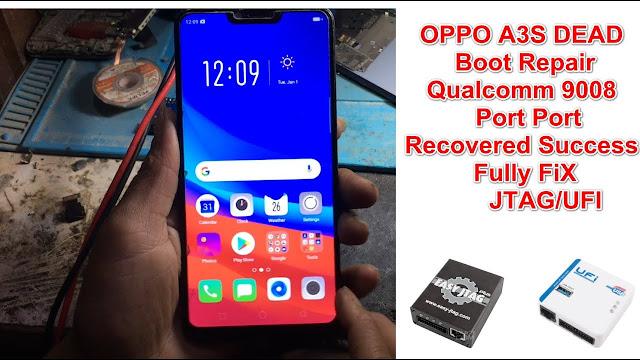 OPPO A3S CPH1803 Full Unlock UFS File Download